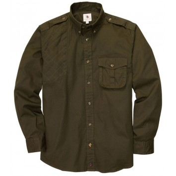 Shooting Shirt- Live Oak Green